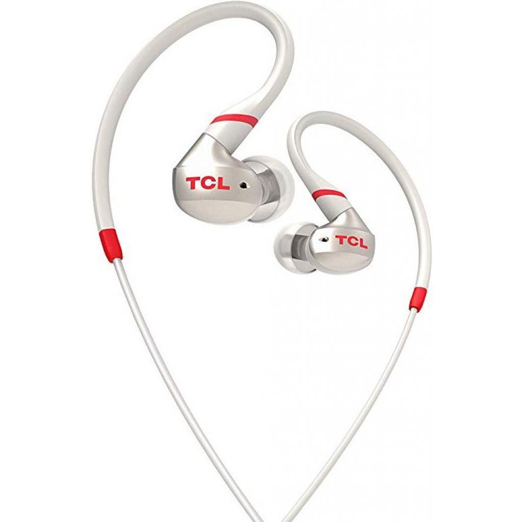 Наушники TCL ACTV100 Crimson White (ACTV100WT-EU)