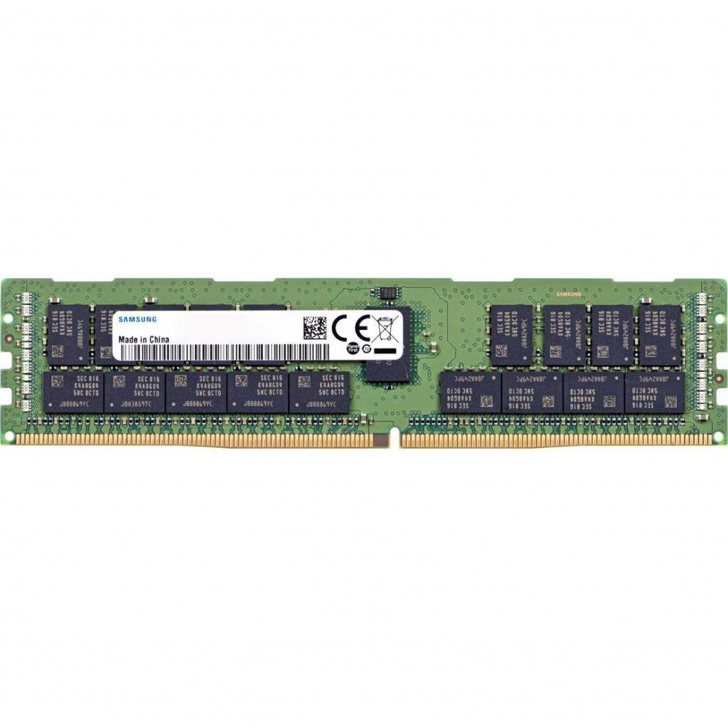 Модуль памяти для сервера DDR4 32GB ECC RDIMM 2933MHz 2Rx4 1.2V CL21 Samsung (M393A4K40DB2-CVF)