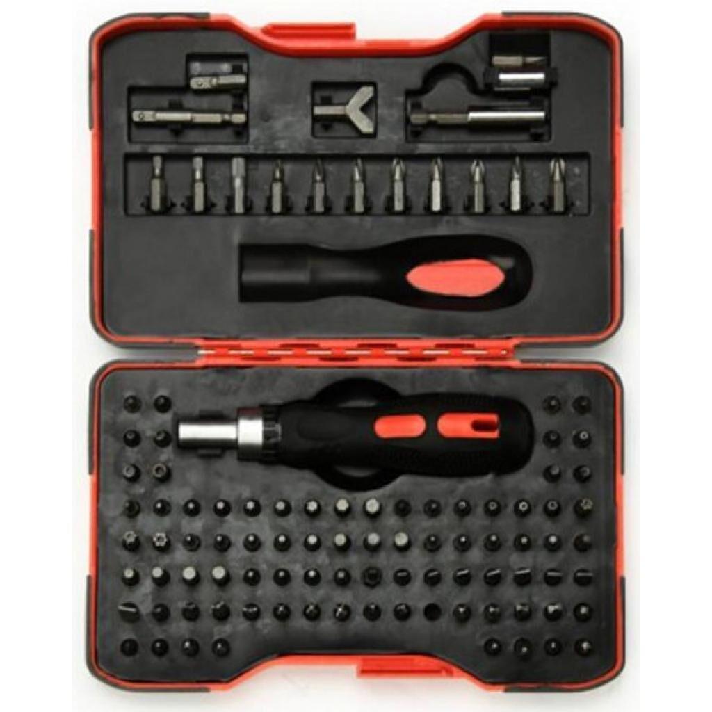 Набор бит Cablexpert с держателем 101 шт (TK-SD-08)