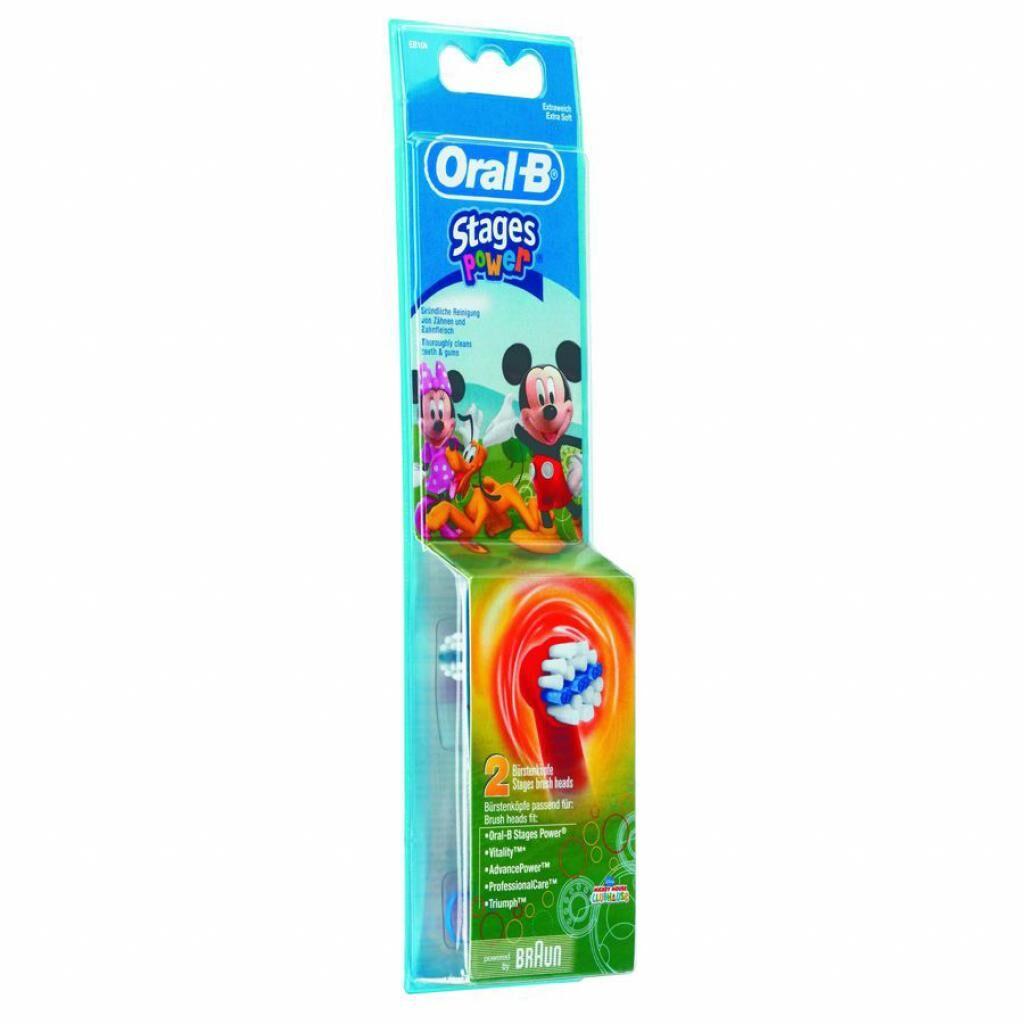 Насадка для зубной щетки BRAUN EB 10 (EB10)