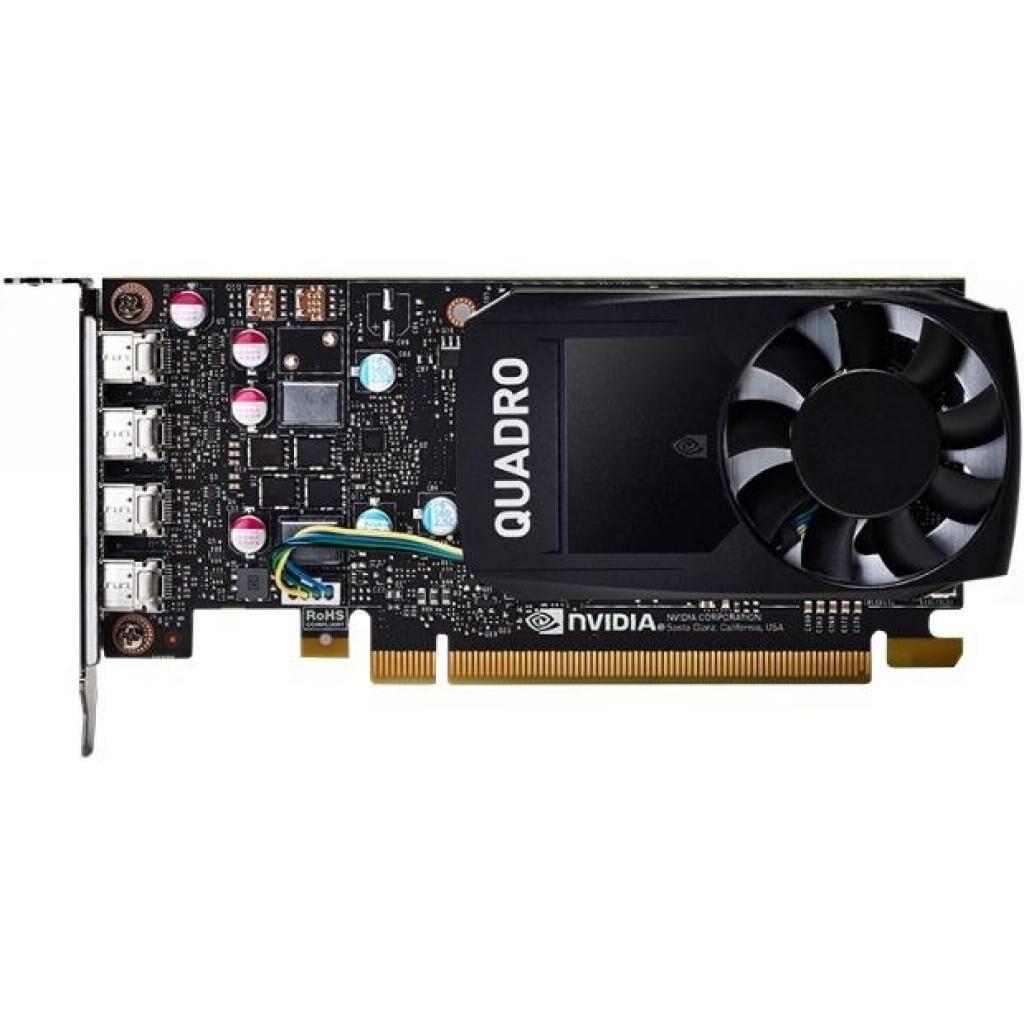 Видеокарта QUADRO P1000 4096MB HP (1ME01AA)