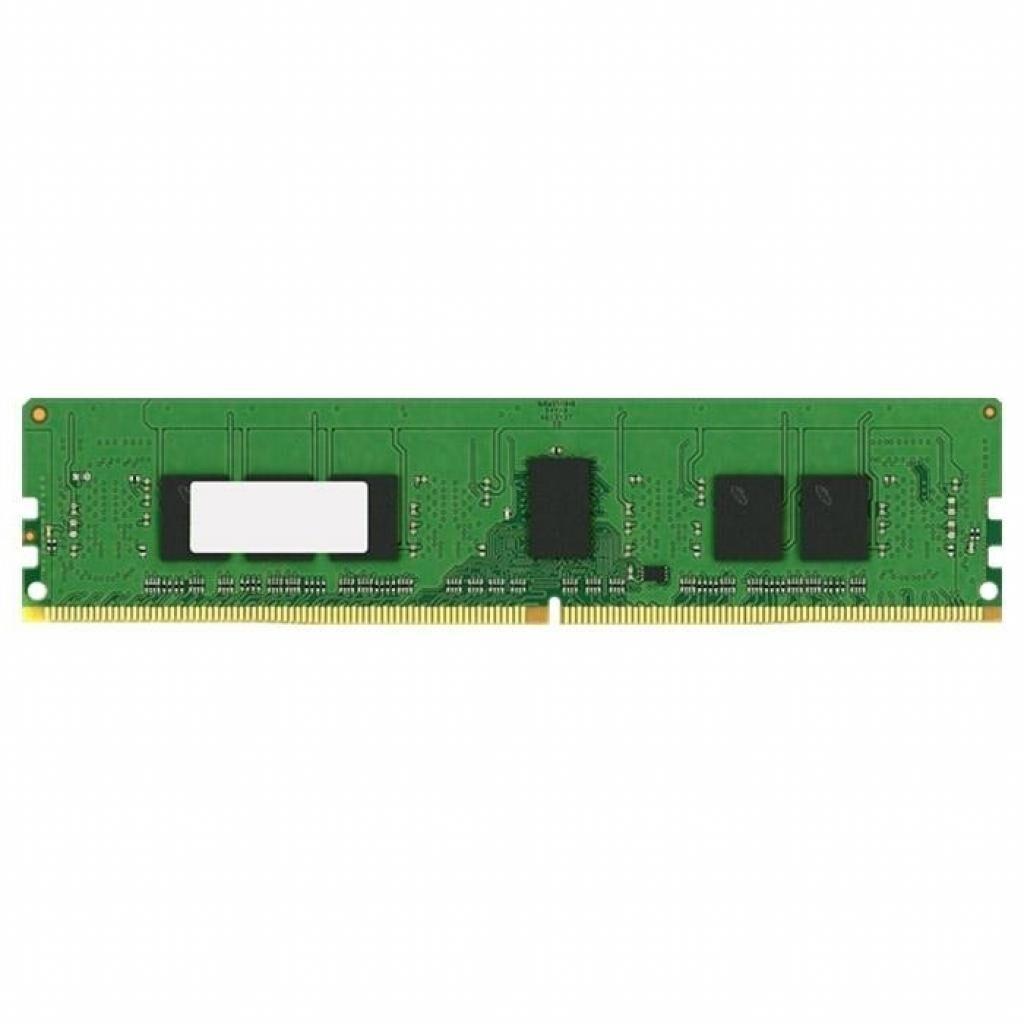 Модуль памяти для сервера DDR4 8GB ECC RDIMM 2666MHz 1Rx8 1.2V CL19 Kingston (KSM26RS8/8HAI)