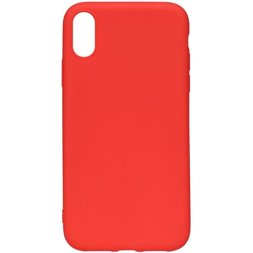 Чехол для моб. телефона TOTO 1mm Matt TPU Case Apple iPhone X/XS Red (F_94019)