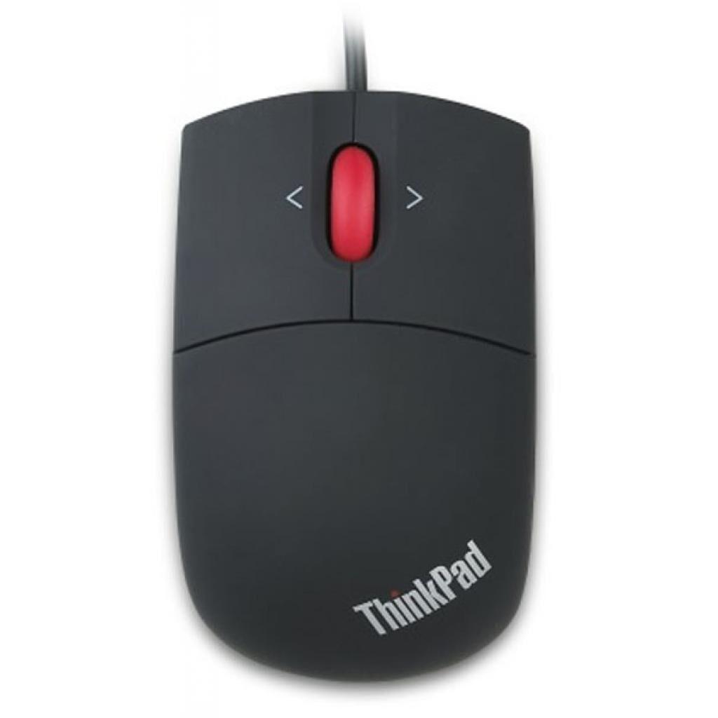 Мышка Lenovo ThinkPad Laser USB Black (57Y4635)
