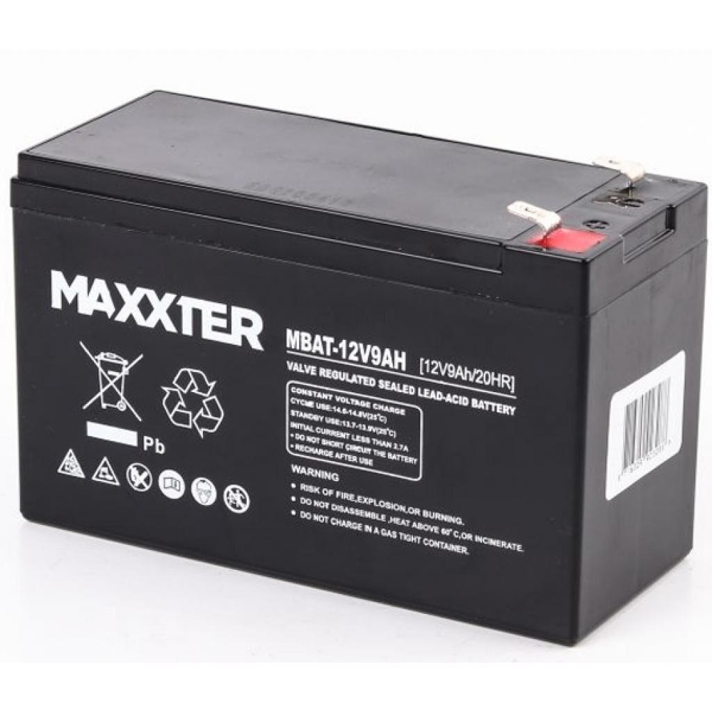 Батарея к ИБП Maxxter 12V 9AH (MBAT-12V9AH)