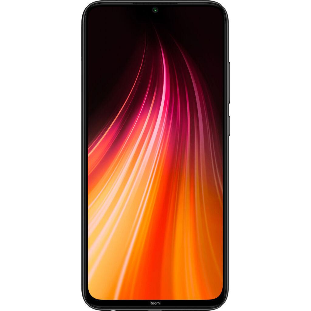 Мобильный телефон Xiaomi Redmi Note 8 2021 4/64GB Space Black