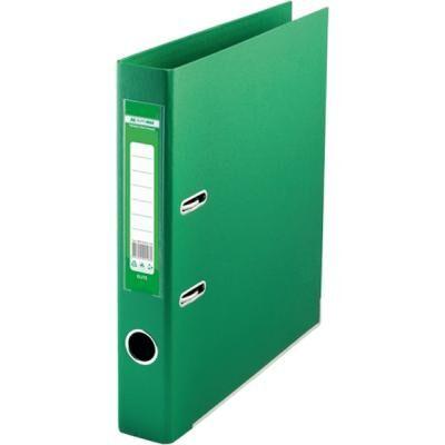Папка - регистратор Buromax А4 double sided, 70мм, PP, green, built-up (BM.3001-04c)