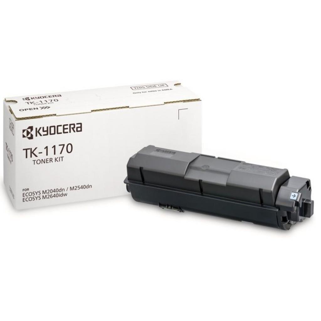 Тонер-картридж Kyocera TK-1170 Black 7,2K для M2040dn, M2540dn, M2640idw (1T02S50NL0)
