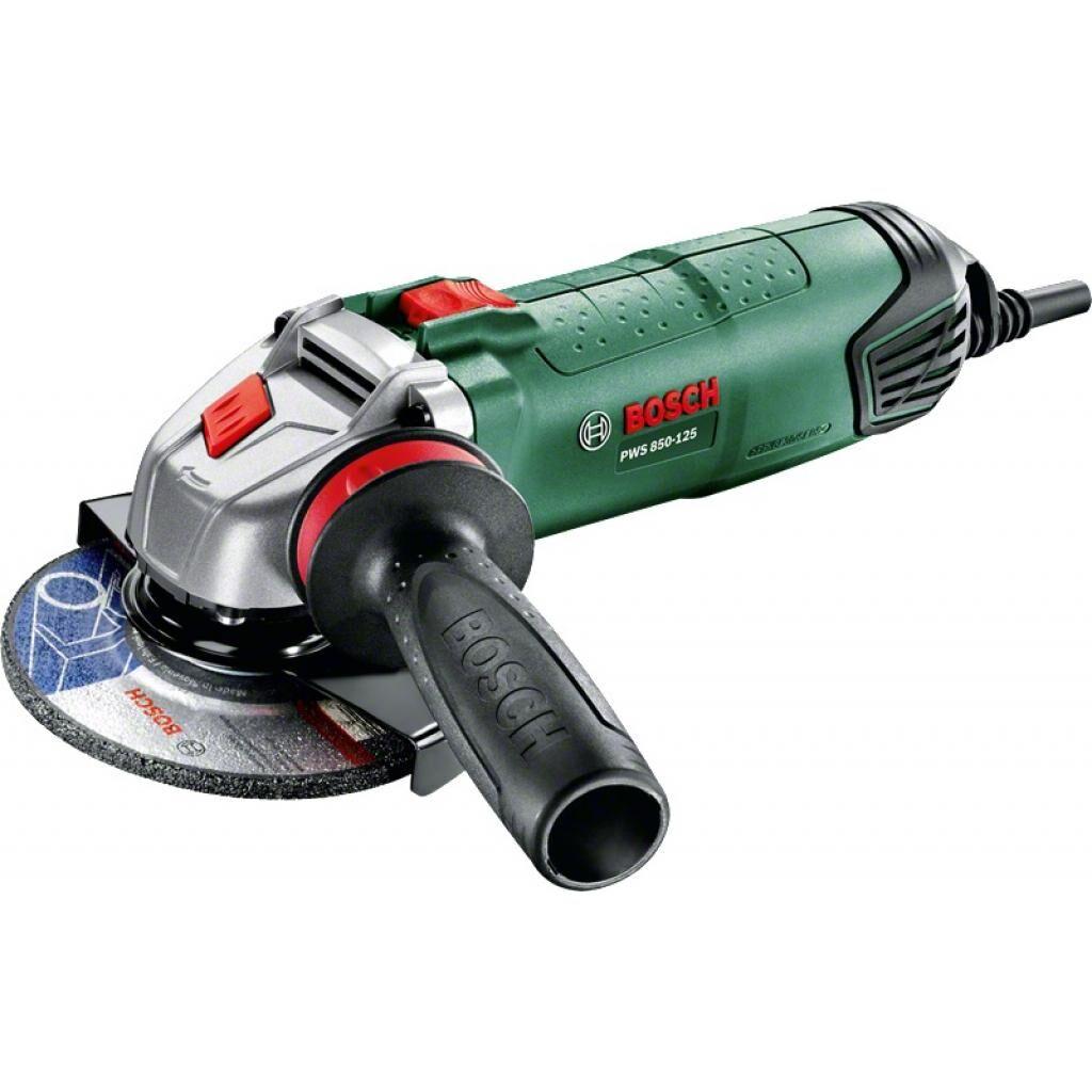 Шлифовальная машина Bosch PWS 850-125 (0.603.3A2.721)