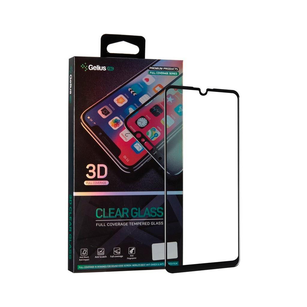Стекло защитное Gelius Pro 3D for Huawei Y6P Black (00000079611)