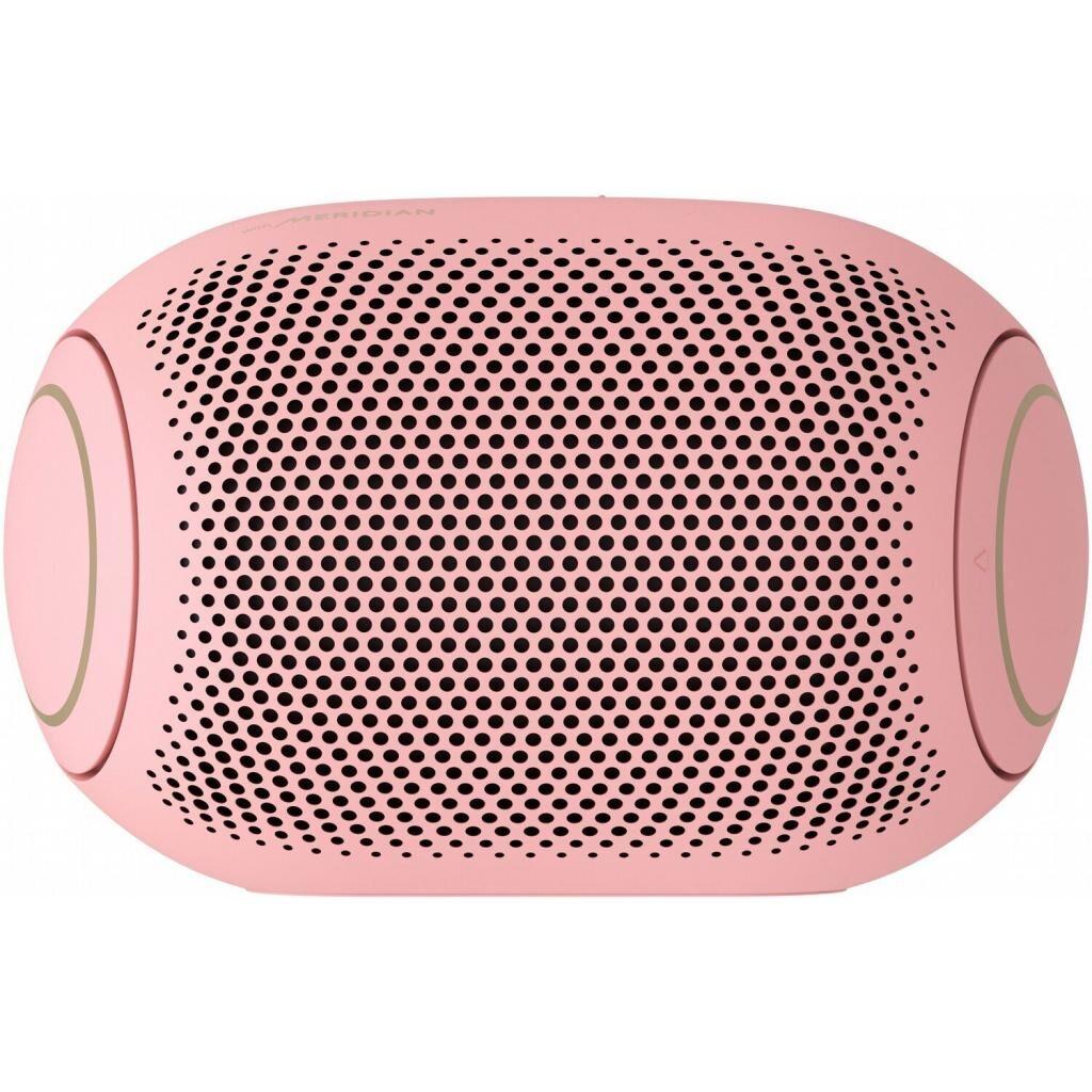 Акустическая система LG XBOOMGo PL2P Pink (PL2P.DCISLLK)