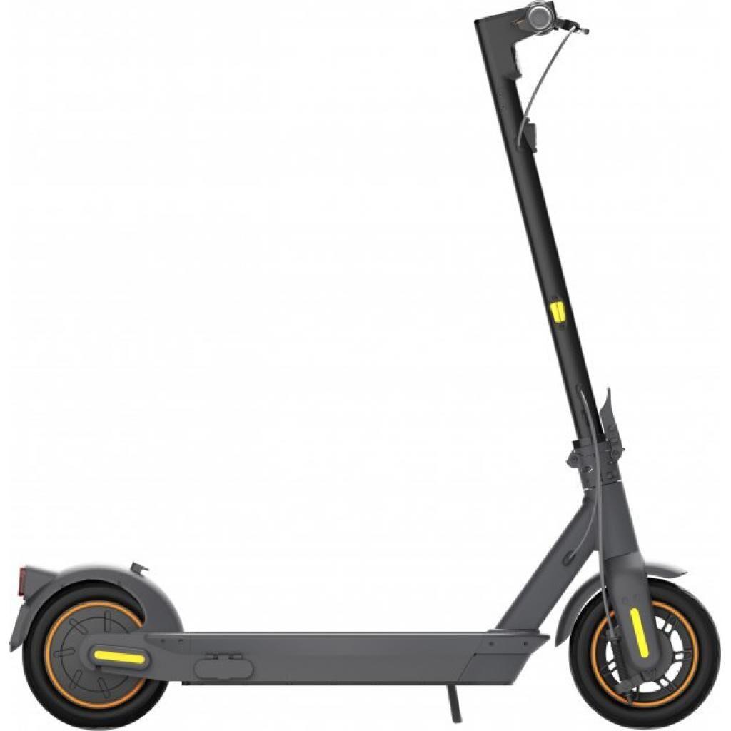Электросамокат Segway Ninebot MAX G30 II Black (AA.00.0010.32)