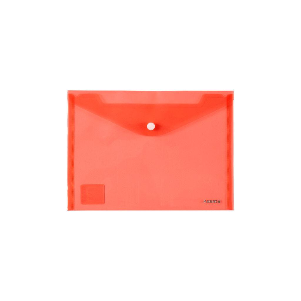 Папка - конверт Axent А5 180мкм Красная (1522-24-A)