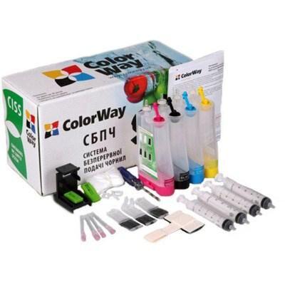 СНПЧ ColorWay Canon MP-240/270/490 (MP240CN-4.1NC)