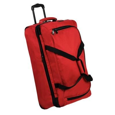 Сумка дорожная Rock на колесах Expandable Wheelbag Large 88/106 Red (TT-0031-RE)