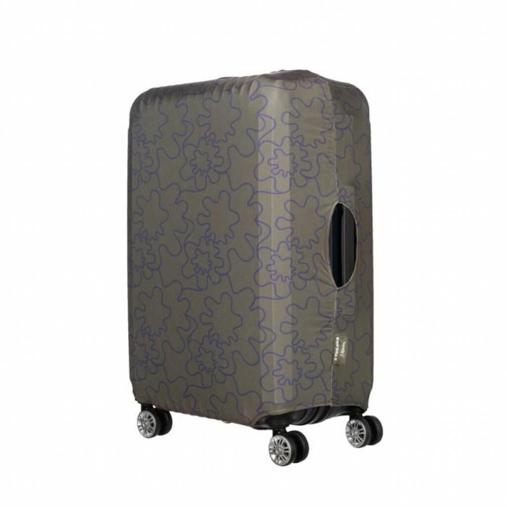 Чехол для чемодана Tucano Compatto Mendini L Khaki (BPCOTRC-MENDINI-L-VM)