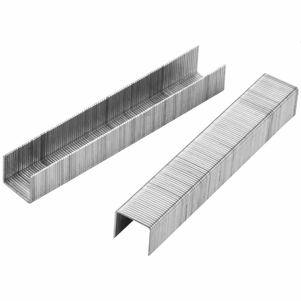 Скобы для строительного степлера Tolsen тип-53 скоба 10х0.7мм 1000шт (43025)