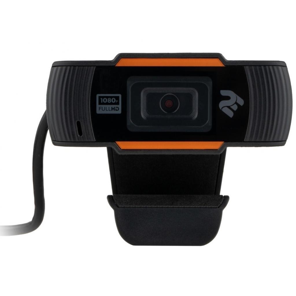 Веб-камера 2E FHD USB Black (2E-WCFHD)