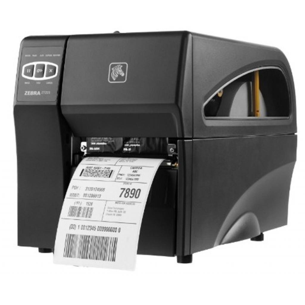 Принтер этикеток Zebra ZEBRA ZT230 USB, Serial (ZT23043-T09000FZ)