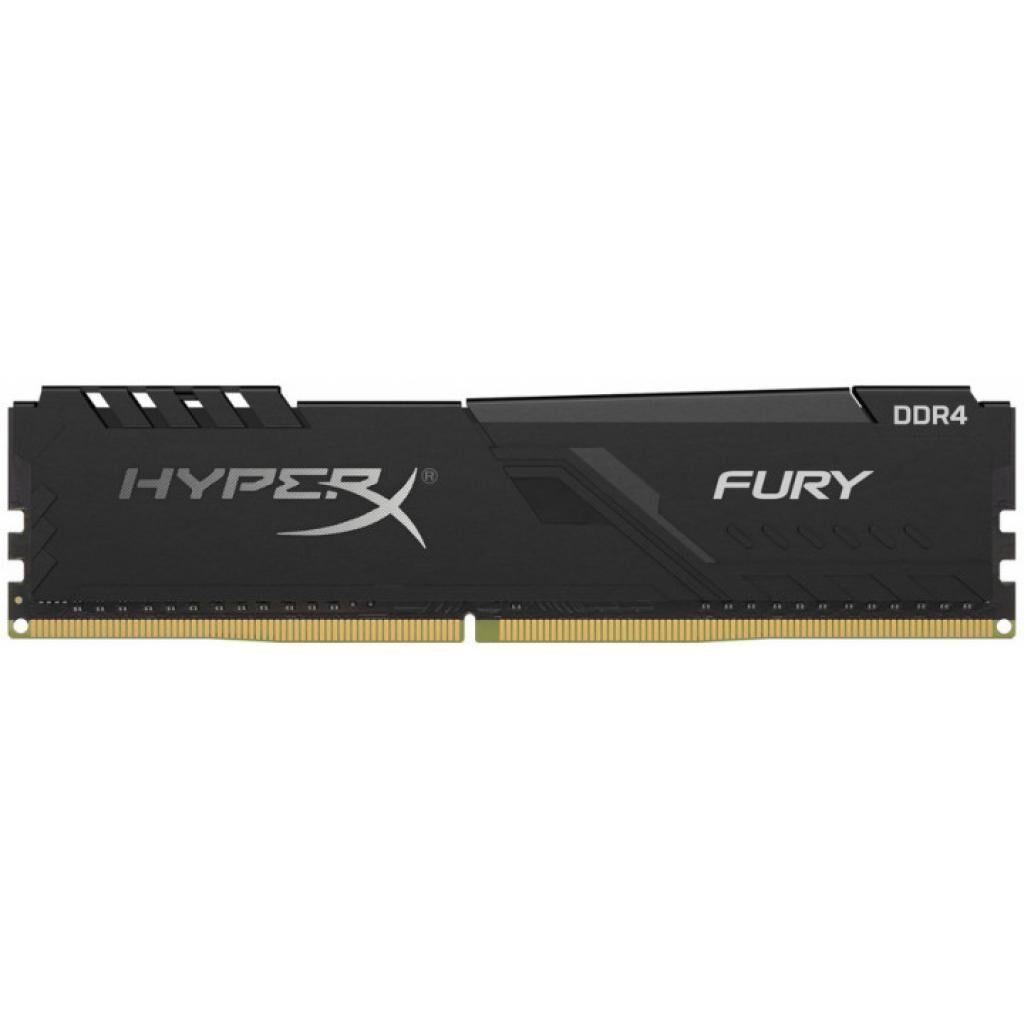 Модуль памяти для компьютера DDR4 4GB 3200 MHz HyperX Fury Black HyperX (Kingston Fury) (HX432C16FB3/4)