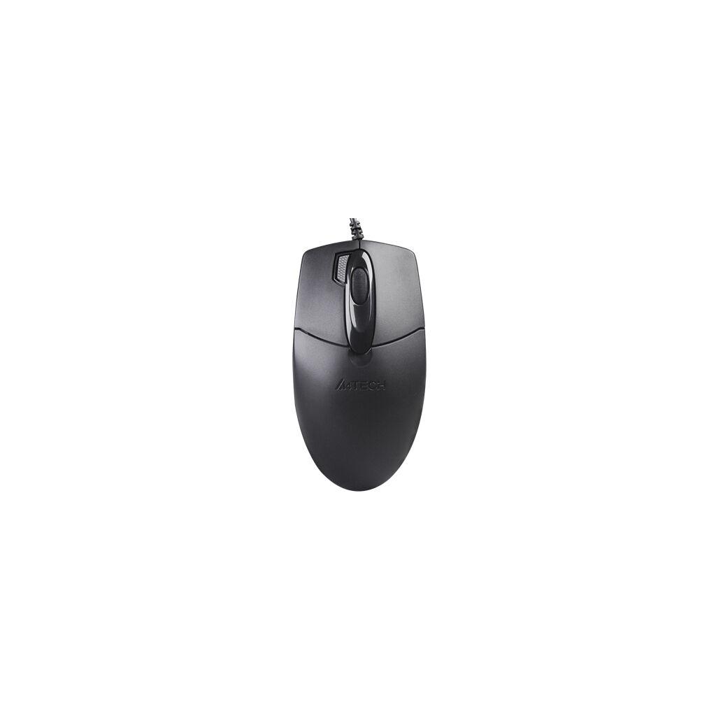 Мышка A4Tech OP-730D Black