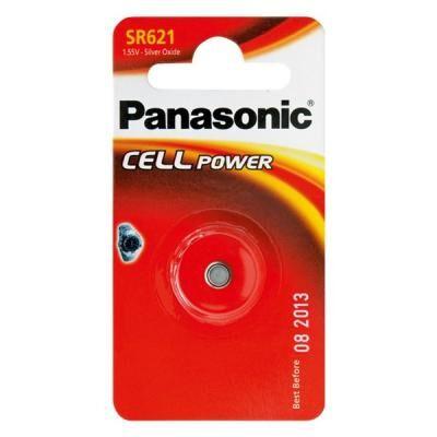 Батарейка SR 621 PANASONIC (SR-621EL/1B)