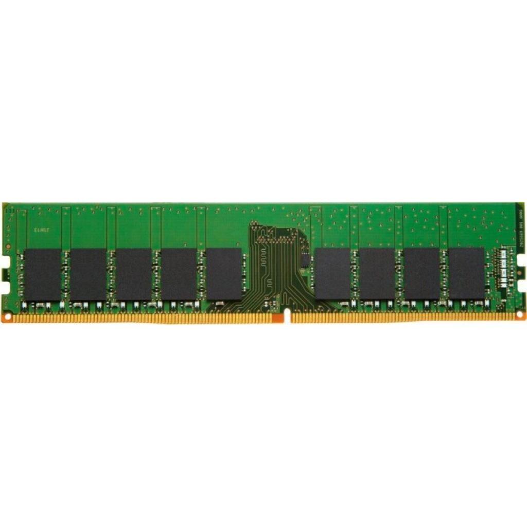 Модуль памяти для сервера DDR4 8GB ECC UDIMM 2933MHz 1Rx8 1.2V CL21 Kingston (KSM29ES8/8HD)