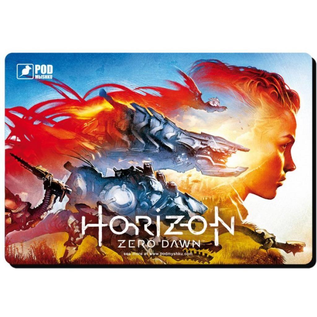 Коврик для мышки Pod Mishkou GAME HORIZON ZERO DAWN-М