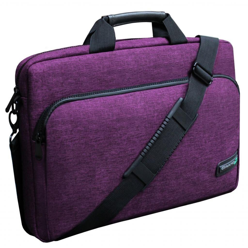 Сумка для ноутбука Grand-X 14'' Purple (SB-138P)