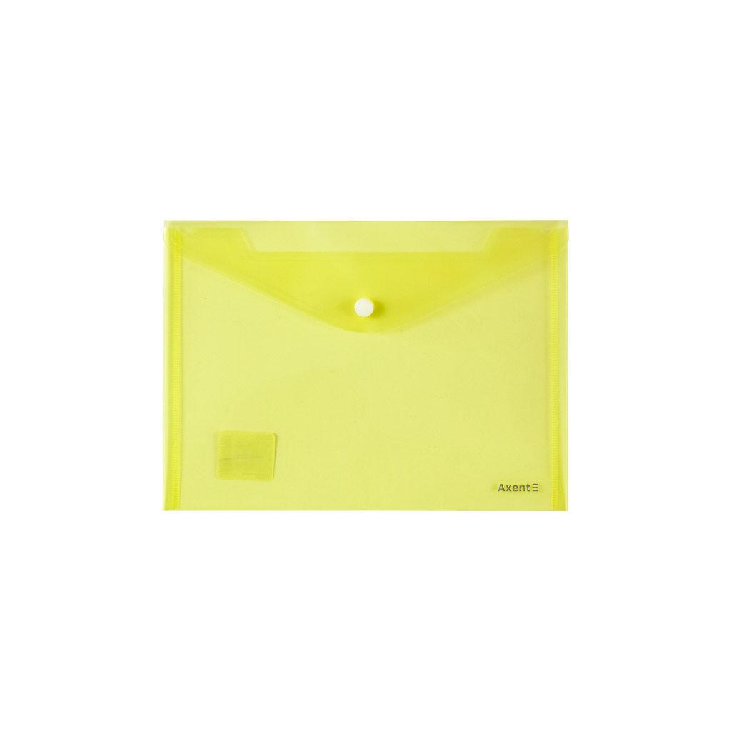 Папка - конверт Axent А5 180мкм Оранжевая (1522-26-A)