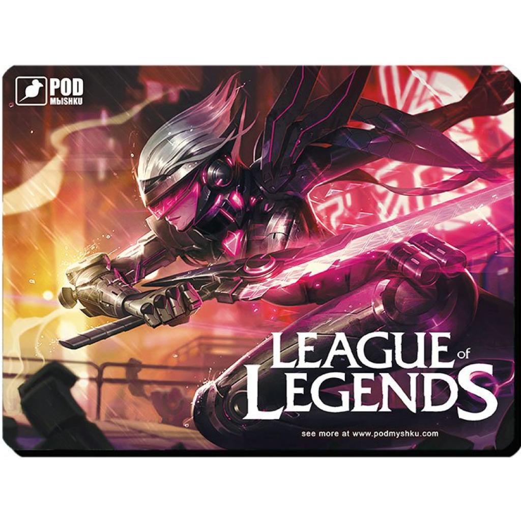 Коврик для мышки Pod Mishkou GAME League of Legends S