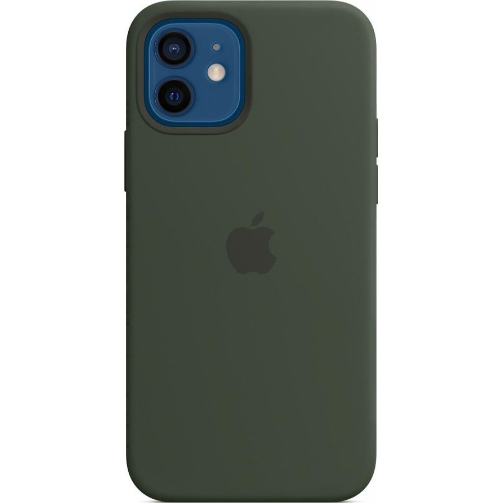 Чехол для моб. телефона Apple iPhone 12   12 Pro Silicone Case with MagSafe - Cypress Gree (MHL33ZE/A)