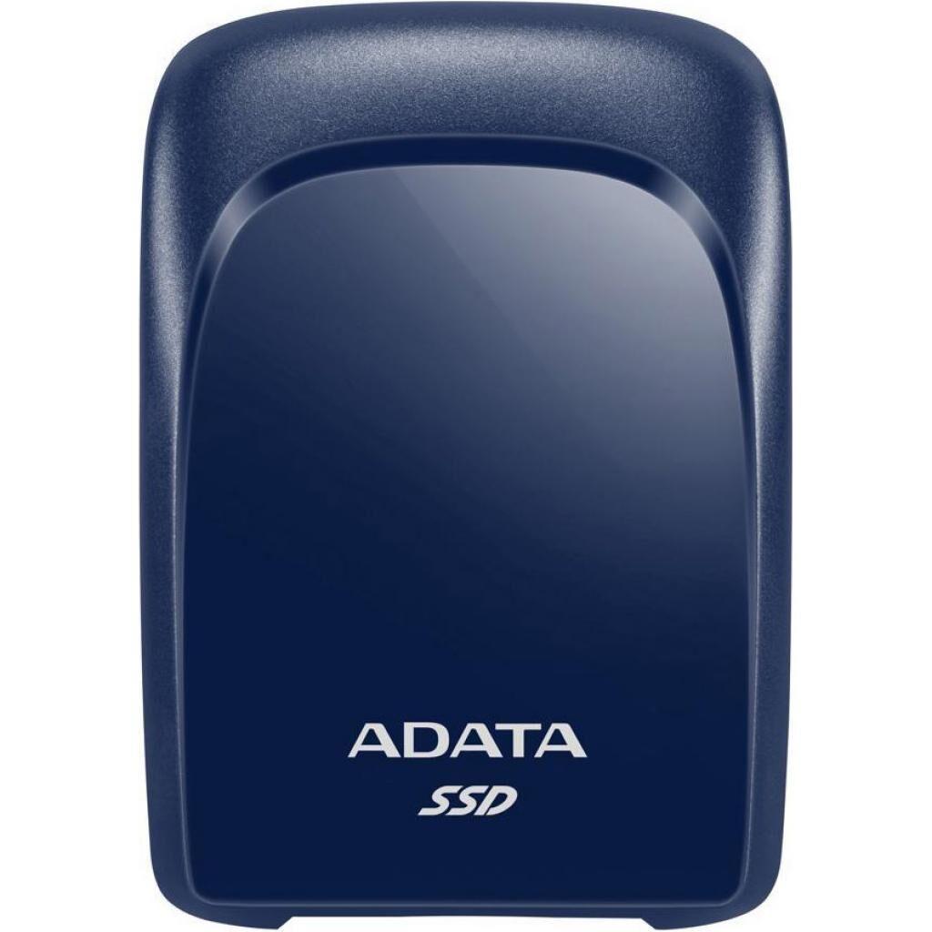 Накопитель SSD USB 3.2 480GB ADATA (ASC680-480GU32G2-CBL)