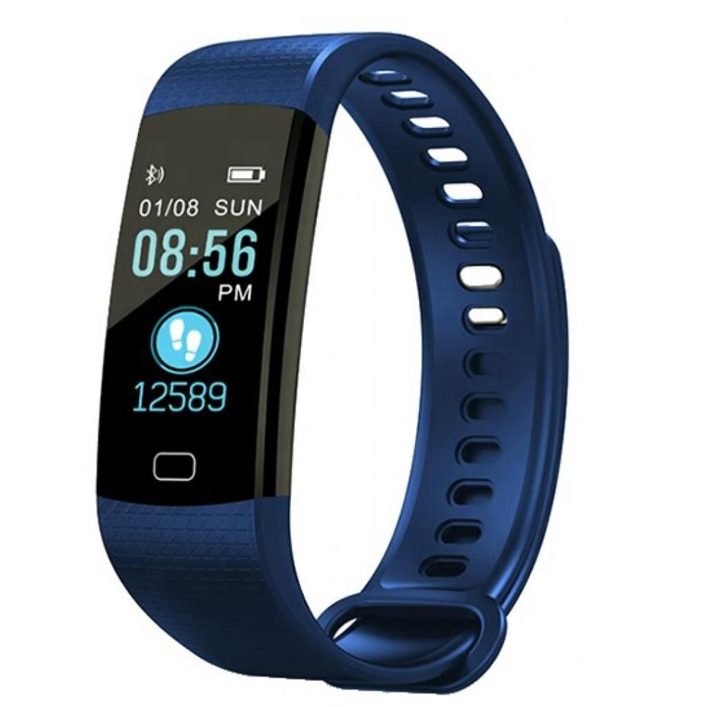 Фитнес браслет Havit HV-H1108A, Bluetooth, blue