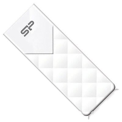 USB флеш накопитель Silicon Power 32Gb Ultima U03 White (SP032GBUF2U03V1W)