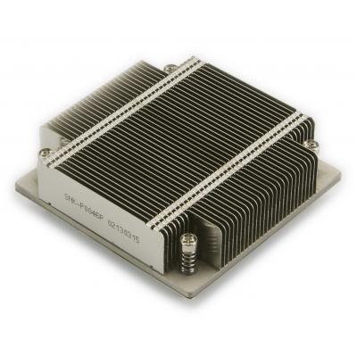 Кулер Supermicro SNK-P0046P/LGA1150/1155/1U Passive/Xeon E3-1200 Series (SNK-P0046P)