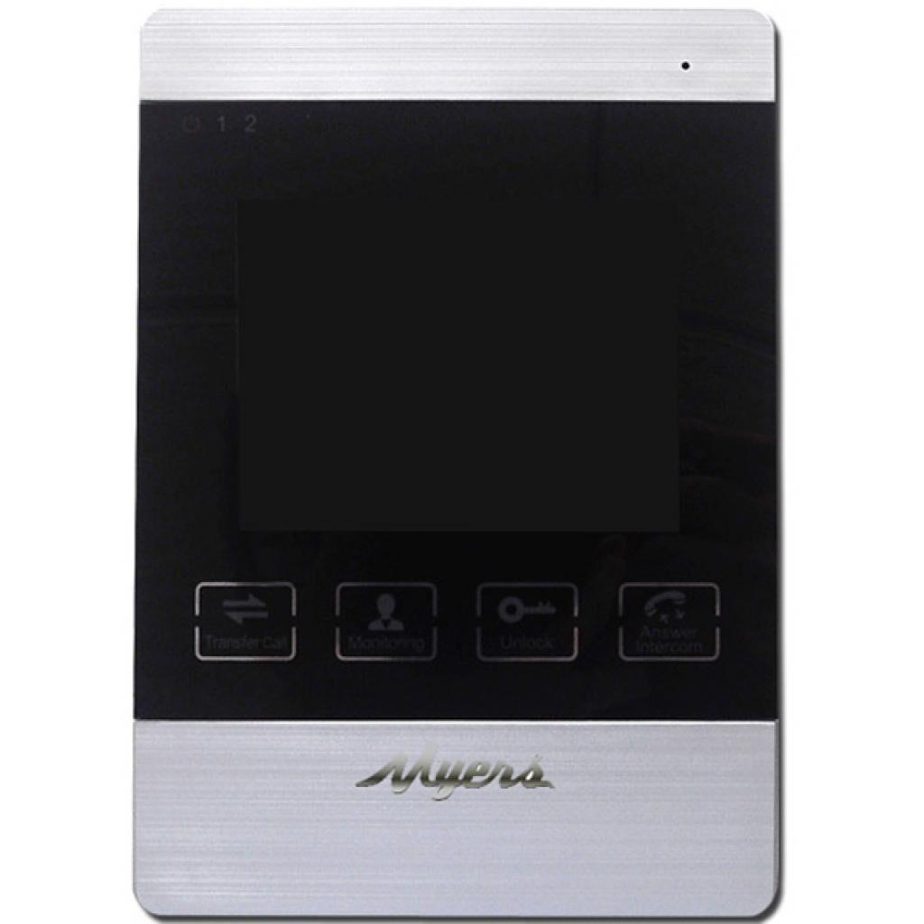 Видеодомофон Partizan M-41SD Silver (507)