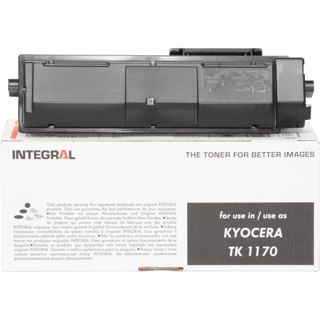 Тонер-картридж Integral Kyocera TK-1170 Chip (М2040dn/2540dn,2640dw) (12100172)