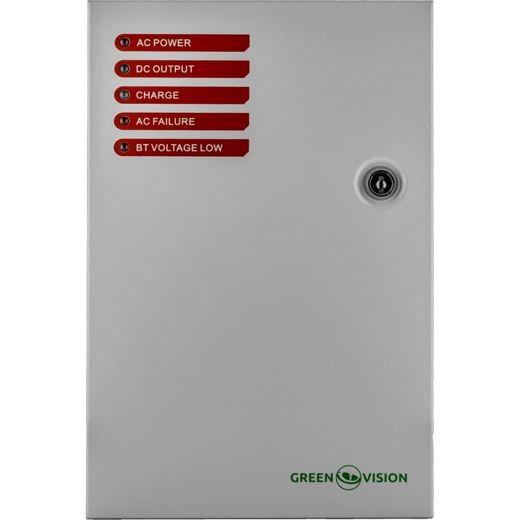 Источник бесперебойного питания GreenVision GV-003-UPS-A-1201-10A (5458)