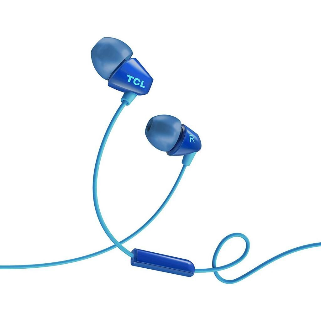 Наушники TCL SOCL100 Ocean Blue (SOCL100BL-EU)