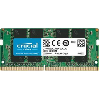Модуль памяти для ноутбука SoDIMM DDR4 8GB 2666 MHz MICRON (CT8G4SFRA266)