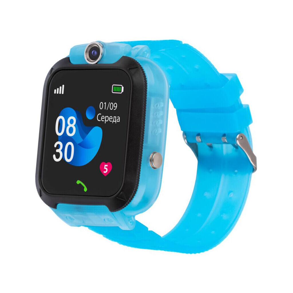 Смарт-часы Amigo GO007 FLEXI GPS Blue