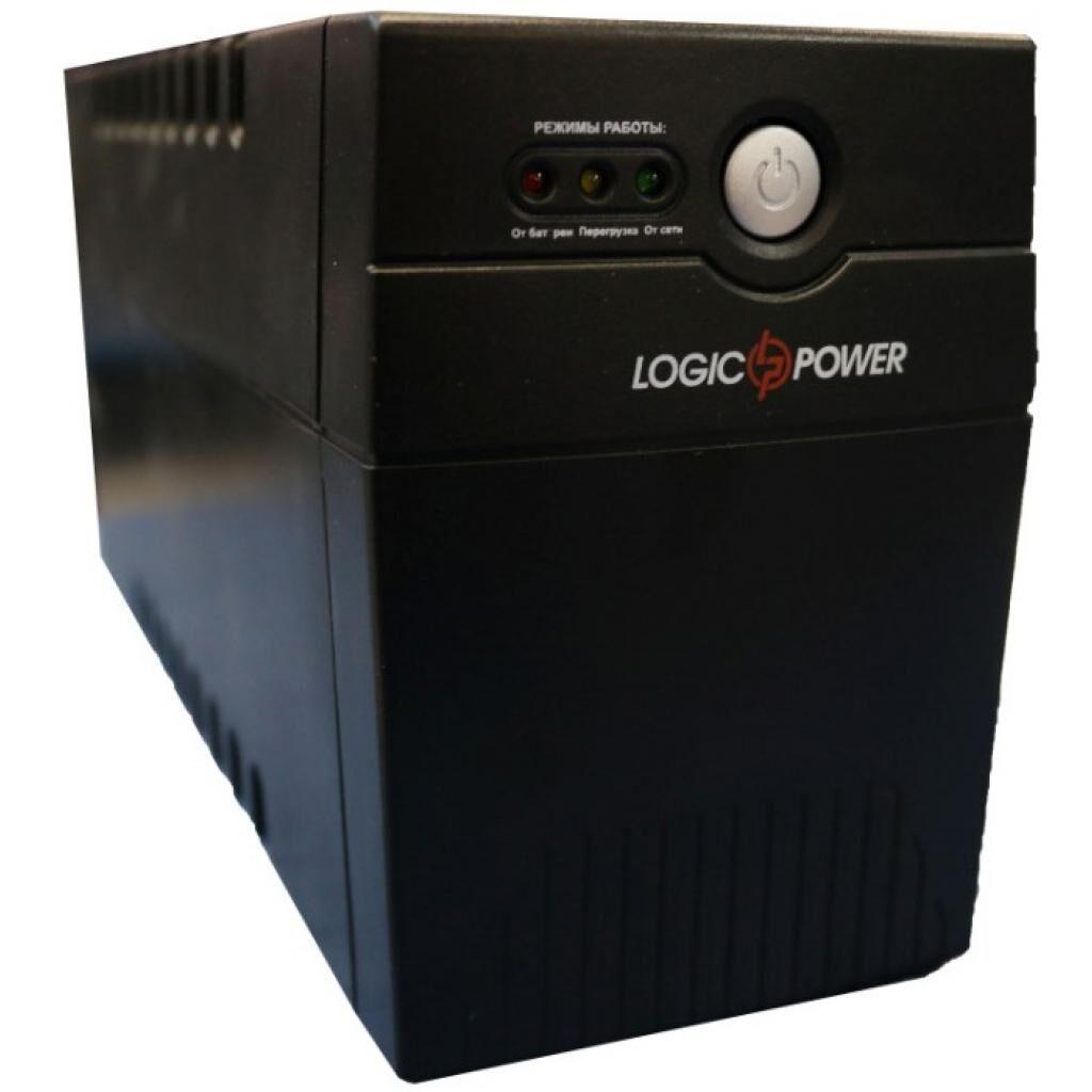 Источник бесперебойного питания LogicPower LPM-525VA-P (3170)