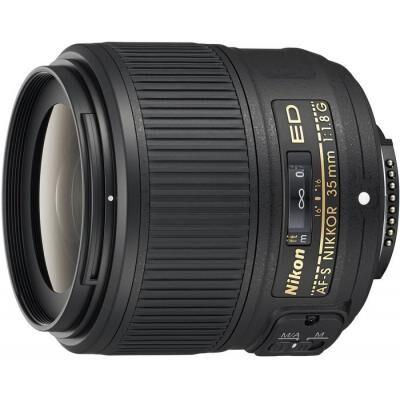 Объектив Nikon AF-S 35mm f/1.8G ED (JAA137DA)