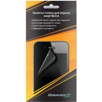 Пленка защитная Grand-X Ultra Clear для HTC Desire SV T326e / HTC T528t One ST (PZGUCHTCDSV)