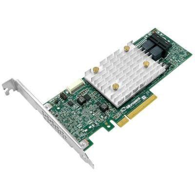 Контроллер RAID Adaptec SmartHBA 2100-8i Single 2xSFF-8643, 8xPCIe (122290400-R/2290400-R)