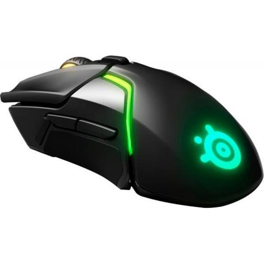 Мышка SteelSeries Rival 650 black (62456)