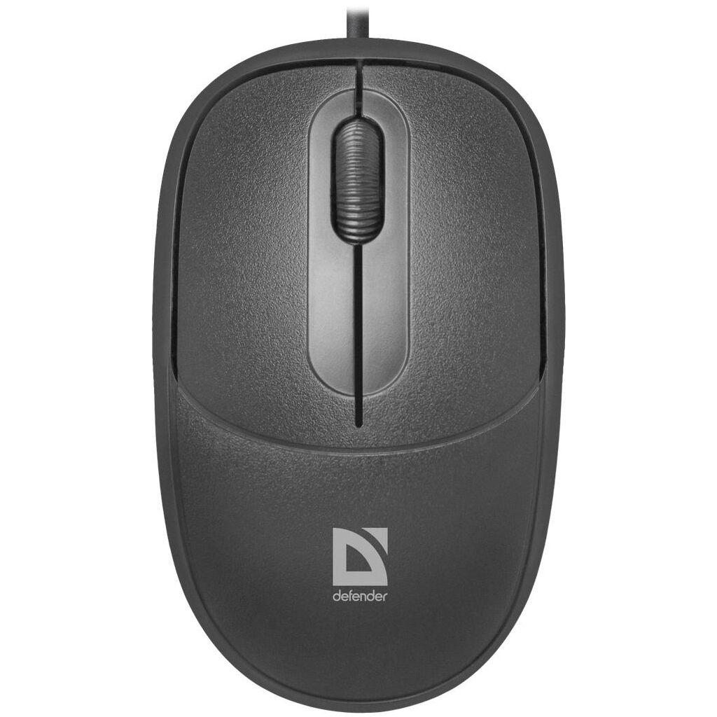 Мышка Defender Datum MS-980 Black (52980)