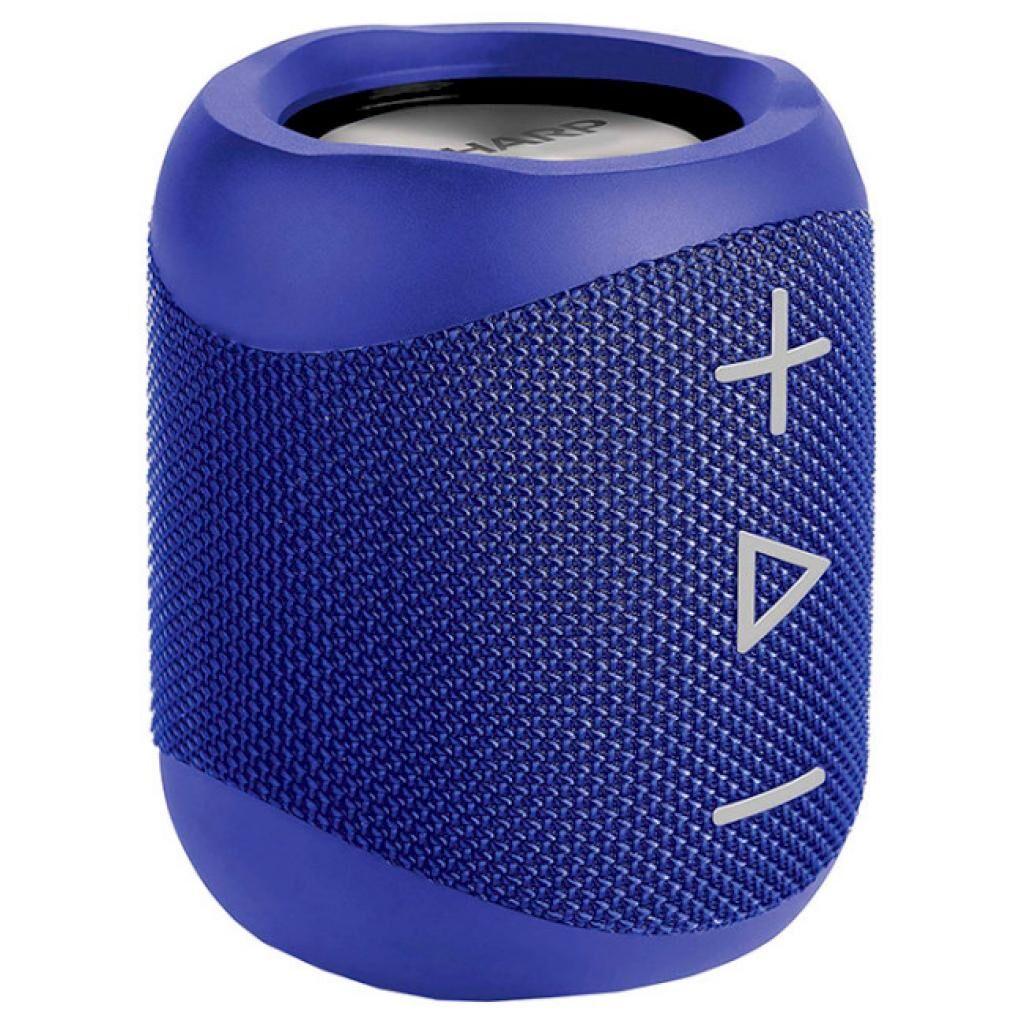 Акустическая система Sharp Compact Wireless Speaker Blue (GX-BT180BL)