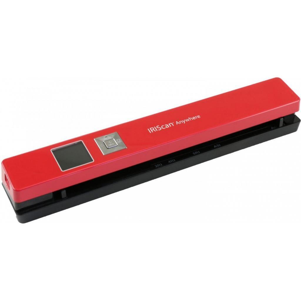 Сканер IRIS IRISCan Anywhere 5 Red (458843)